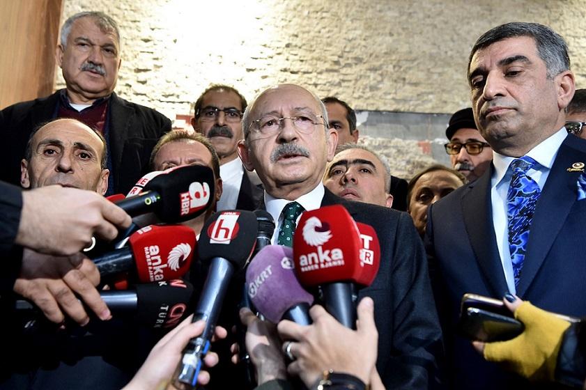 """Kılıçdaroğlu'ndan """"20 katrilyon para harcadık"""" diyen Erdoğan'a sert cevap…"""