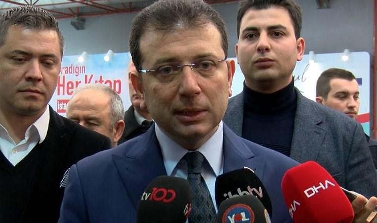 İmamoğlu'ndan İstanbul'daki corona virüs önlemleri