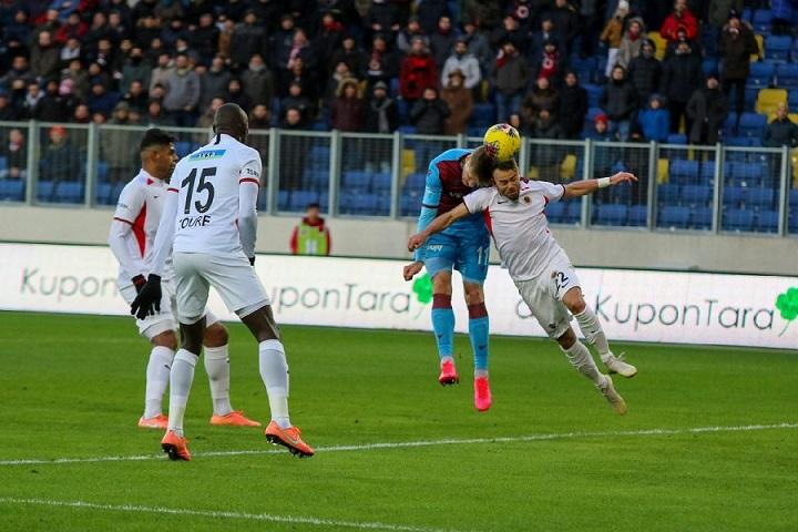 Gençlerbirliği: 0 - Trabzonspor: 2