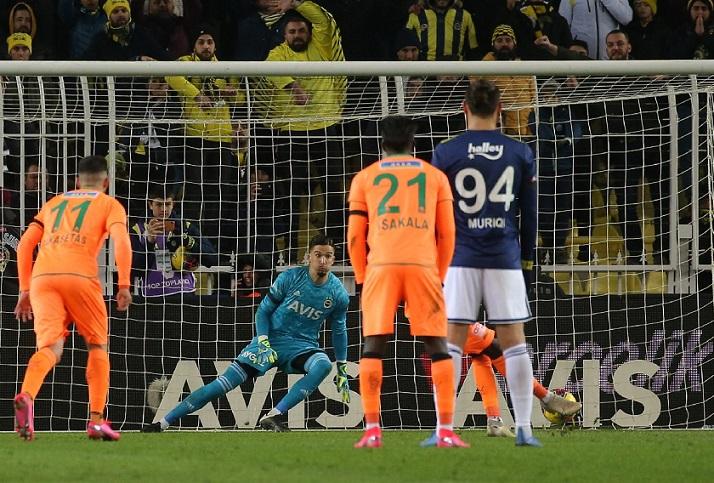 Fenerbahçe: 1 - Aytemiz Alanyaspor: 1