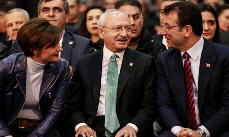 Canan Kaftancıoğlu bir kez daha İstanbul İl Başkanı