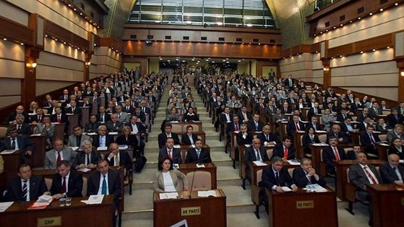 TÜRGEV'den alınan arazi AKP'lilerin oylarıyla Beyoğlu Belediyesi'ne bedelsiz tahsis edildi