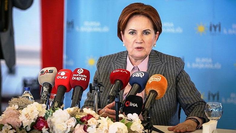 Meral Akşener'den İmamoğlu ile ilgili iddialara yanıt