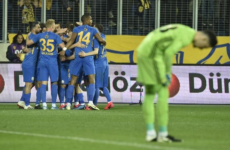 MKE Ankaragücü: 2 - Fenerbahçe: 1