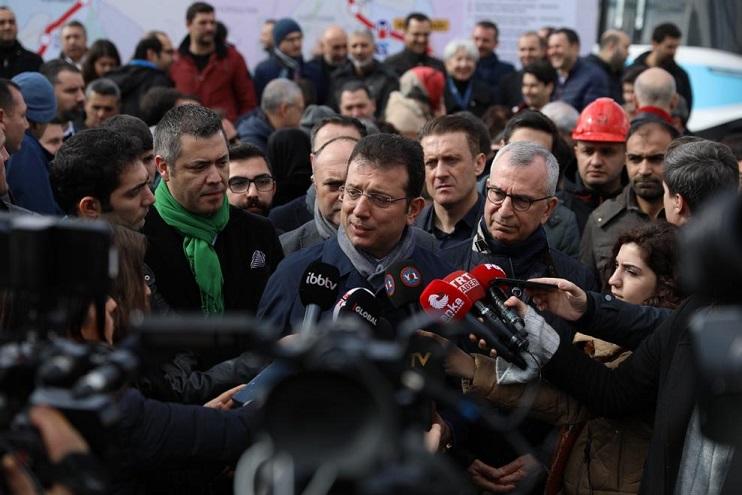 Ekrem İmamoğlu'nu tehdit eden şüpheli tutuklandı