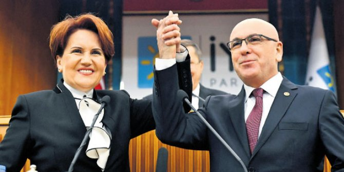 İYİ Parti'de bir istifa daha