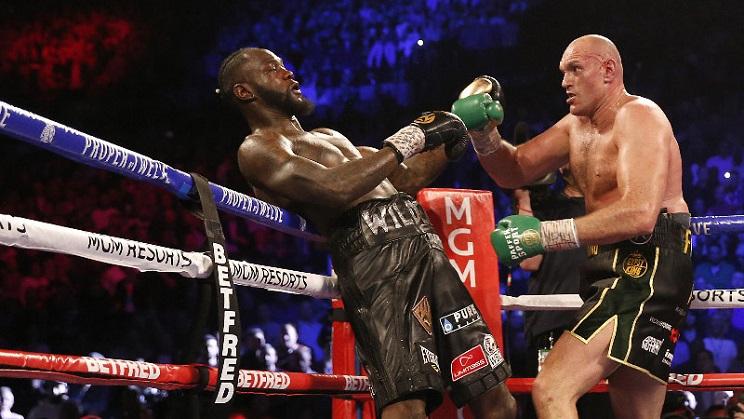 Tyson Fury Dünya Ağır Siklet Boks şampiyonu