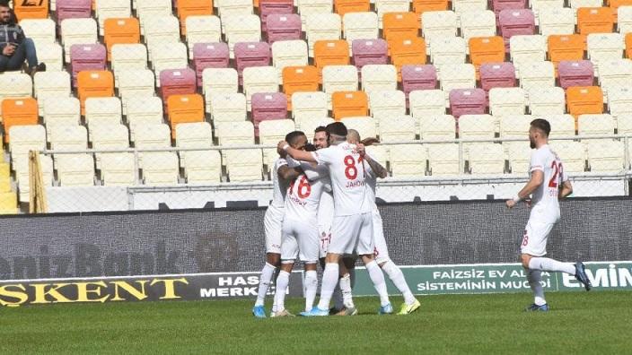 BtcTürk Yeni Malatyaspor: 1 - Antalyaspor: 2