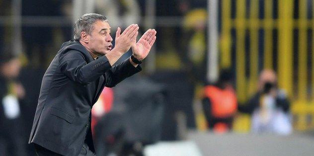 Ve Ersun Yanal'ın istifa muamması!