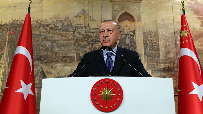 Erdoğan: Artık hiçbir şey eskisi gibi gitmeyecek