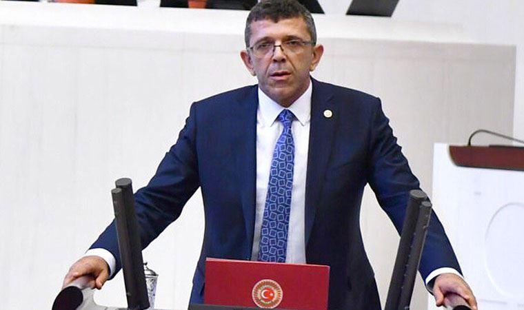 İYİ Parti Milletvekili Yasin Öztürk'e Meclis'te saldırı girişimi