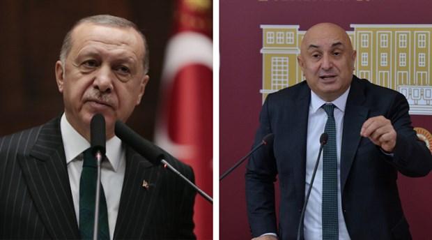 Erdoğan'dan CHP'li Özkoç'a 1 milyon liralık tazminat davası!