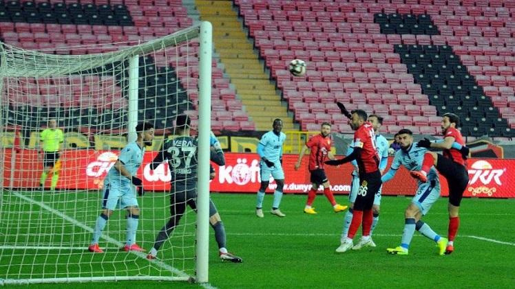 Fraport Tav Antalyaspor: 1 - DG Sivasspor: 0