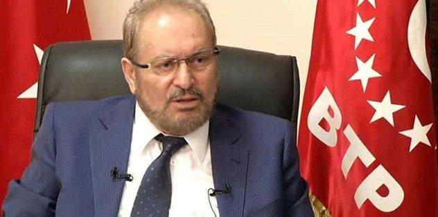 BTP Genel Başkanı Haydar Baş corona virüsünden hayatını kaybetti