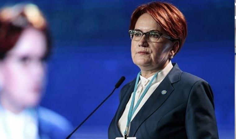 Akşener: Türkiye'de yöneticilerin bir zeka sorunu olduğuna inanıyorum