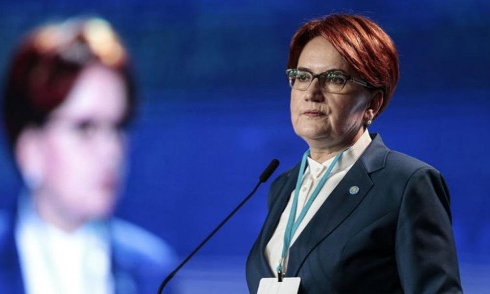 İYİ Parti lideri Meral Akşener: HDP PKK'nın uzantısıdır
