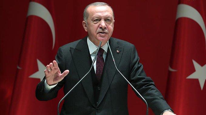 Ve Erdoğan sokağa çıkma yasağını iptal etti!