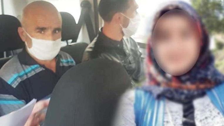 Sinop'da kan donduran olay: Öz kızını iki kez hamile bıraktı!