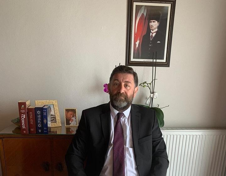 Murat Zeynel Ceylan: Bu topraklarda bin yıldır kardeşçe yaşadığımız vatandaşlarımız, dostlarımız, arkadaşlarımız hedef alınıyor.