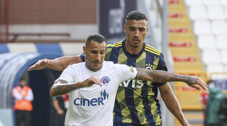 Kasımpaşa: 2 - Fenerbahçe: 0