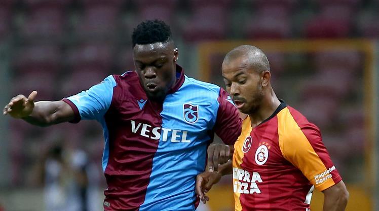 Galatasaray: 1 - Trabzonspor: 3