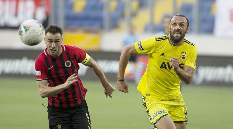 Gençlerbirliği: 1 - Fenerbahçe: 1