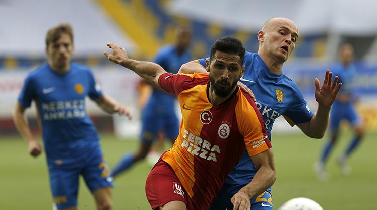 MKE Ankaragücü: 1 - Galatasaray: 0