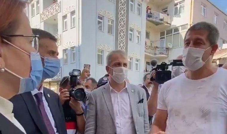 Akşener'in korumalarını aştı skandalı böyle anlattı