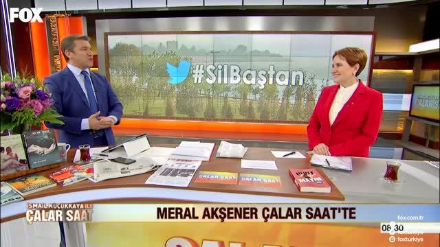 Meral Akşener: Ah ile abat olan dert ile berbat olur