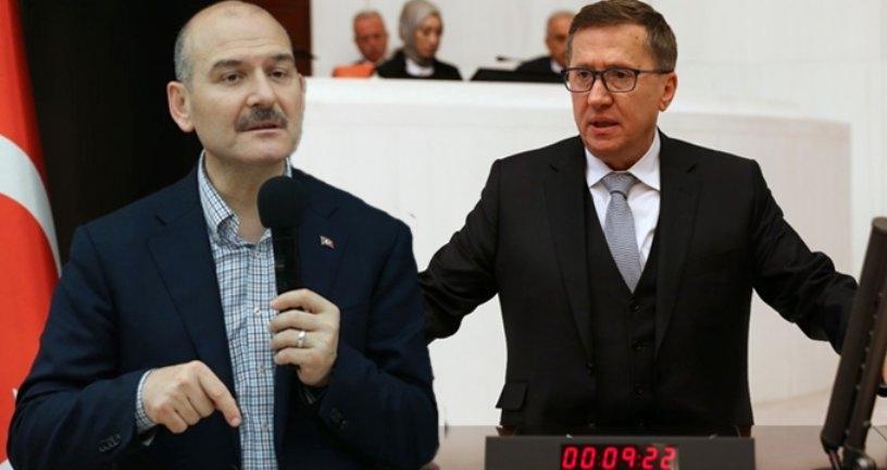 """İYİ Partili Türkkan'dan Süleyman Soylu'ya FETÖ çıkışı: """"Görevden alınan kaymakamları kim atadı?"""""""