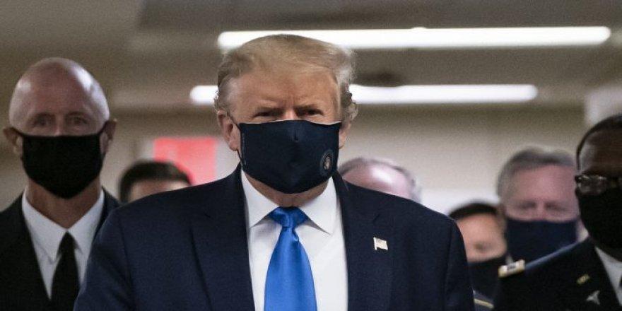 Donald Trump ve Melania Trump'ın korona virüs testi pozitif çıktı!
