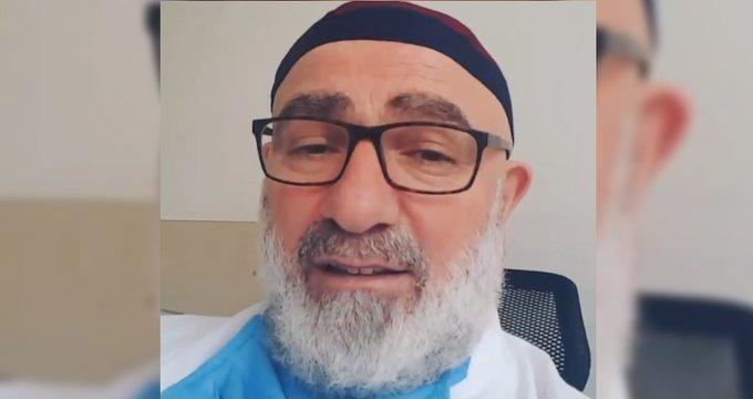 GATA'daki meczup Ali Edizer görevden alındı