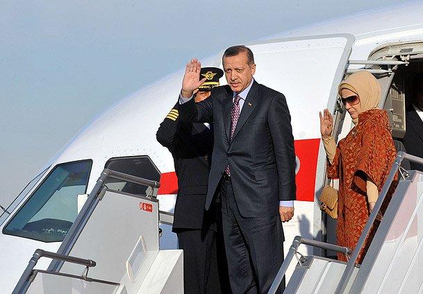Tayyip Erdoğan Pakistana Gidiyor