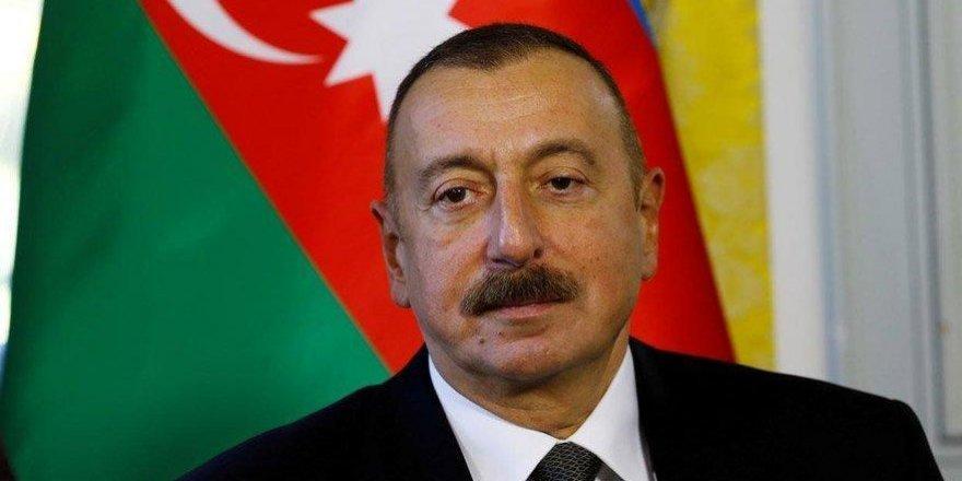 Aliyev: Ermenistan yönetimi aklını kaybetmiş