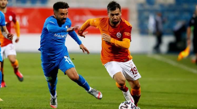 BB Erzurumspor: 1 - Galatasaray: 2