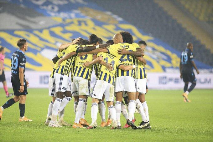 Fenerbahçe: 3 - Trabzonspor: 1