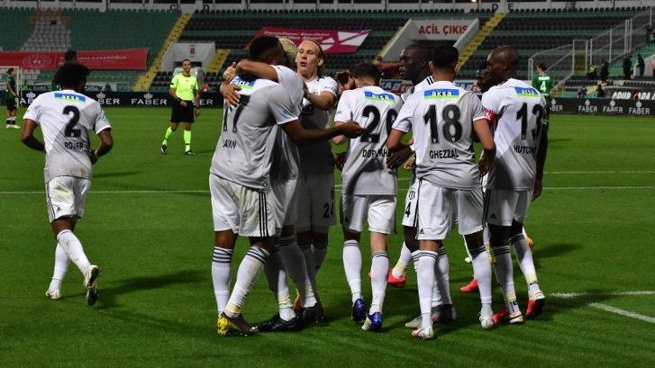 Yukatel Denizlispor: 2 - Beşiktaş: 3