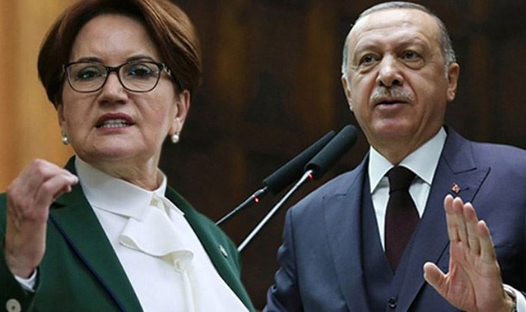 Akşener'den Erdoğan'a ekmek göndermesi: Küçük ortağının bundan haberi var mı?