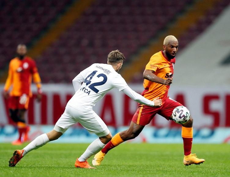 Galatasaray: 1 - MKE Ankaragücü: 0