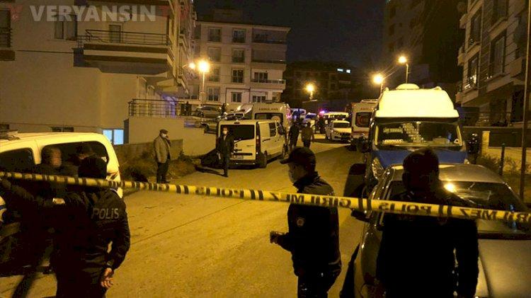 Ankara/Keçiören'de baba katliamı: Eşi ve 2 çocuğunu öldürdü