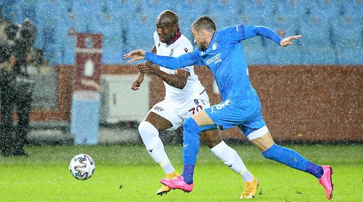 Trabzonspor: 1 - BB Erzurumspor: 0