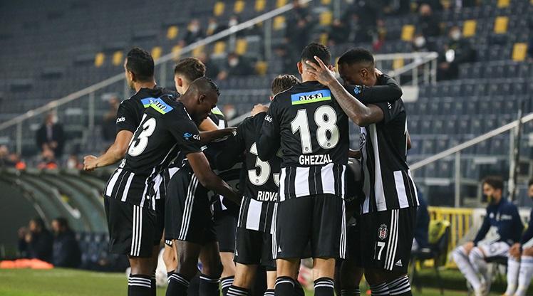 Fenerbahçe: 3 - Beşiktaş: 4