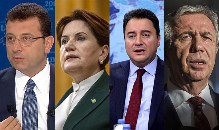 Erdoğan'ın karşısında kim ne oy alabilir?