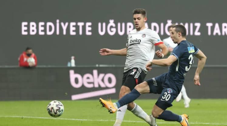 Beşiktaş: 3 - Kasımpaşa: 0
