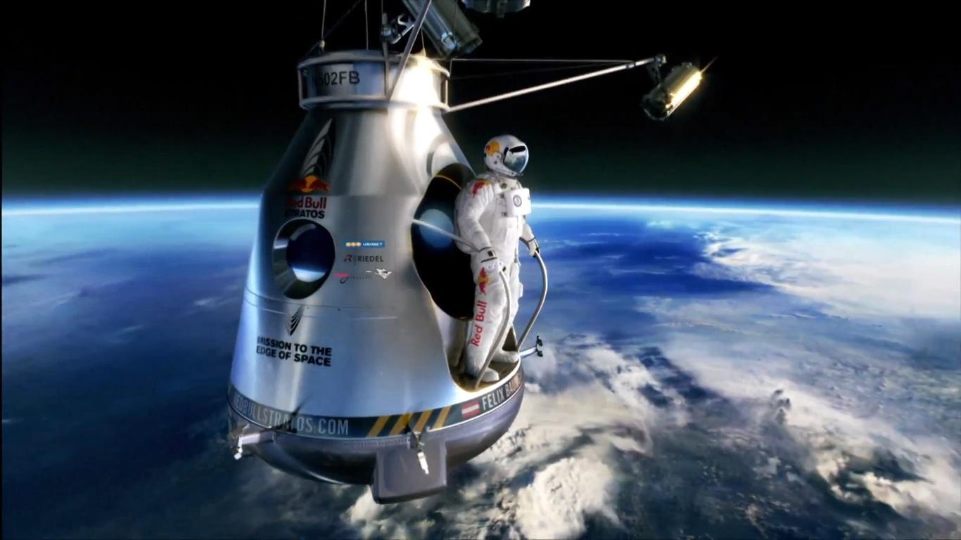Uzaydan Dünyaya Atlayış, ORTAKSESte !!!