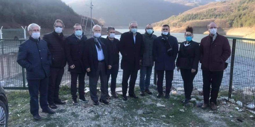 """İYİ Parti'den, Bursa için """"Acil Su Yönetimi"""" çağrısı"""
