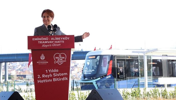 """""""Millet İttifakı'nın belediye başkanlarından memnunuz"""""""