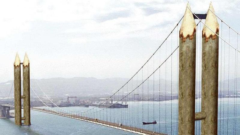 Köprülere milli gelire göre 8 kat fazla ödüyoruz