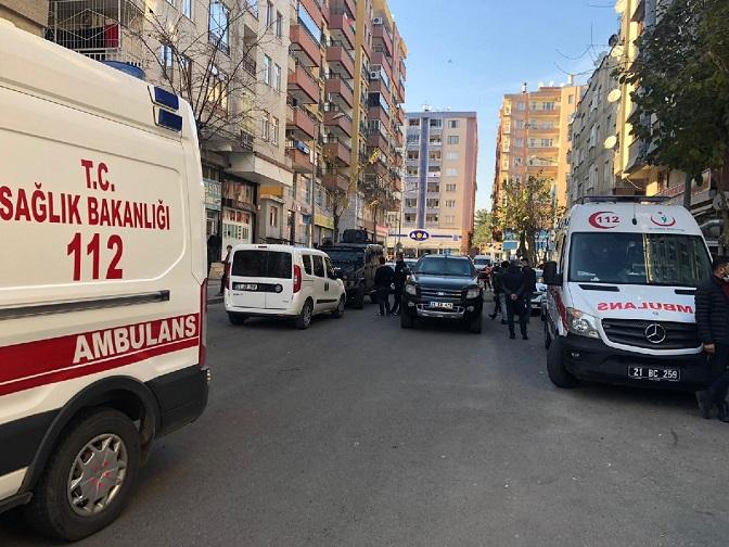 Diyarbakır'da 3 kişi doğalgazdan yaşamını yitirdi