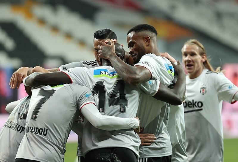 Beşiktaş: 6 - Çaykur Rizespor: 0